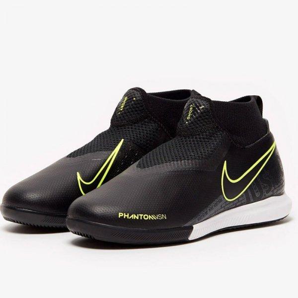 Buty Nike JR Phantom VSN Academy DF IC AO3290 007 czarny 35 1/2