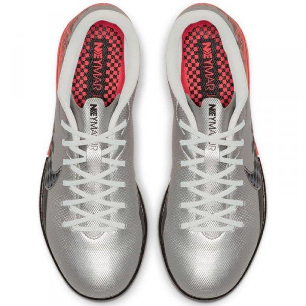 Buty Nike Mercurial Vapor 13 Academy IC Neymar AT8139 006 szary 38 1/2