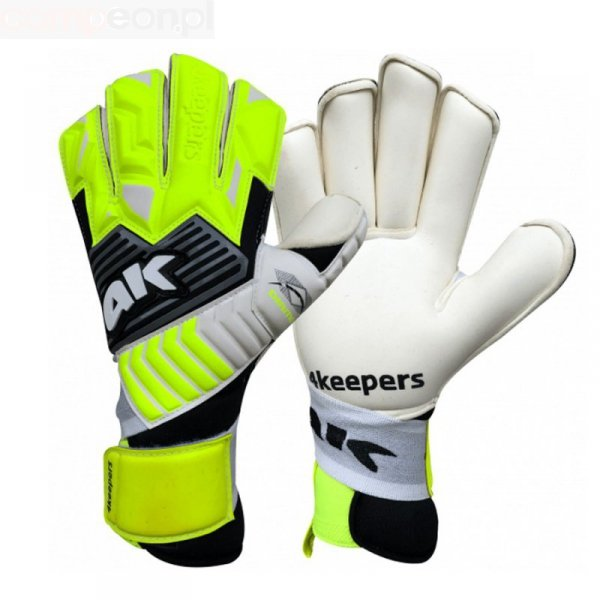 Rękawice 4keepers Diamo Chriso RF Junior+ płyn czyszczący zielony 7