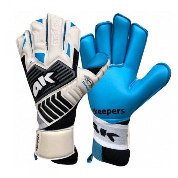 Rękawice 4keepers Diamo Sappe RF + płyn czyszczący biały 8