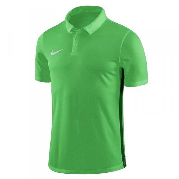 Koszulka Nike Y Dry Academy 18 Polo SS 899991 361 zielony XL (158-170cm)