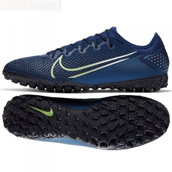 Buty Nike Mercurial Vapor 13 PRO MDS TF CJ1307 401 niebieski 41