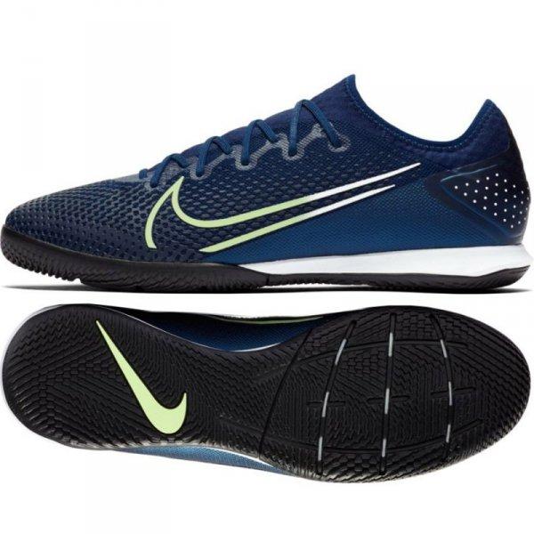 Buty Nike Mercurial Vapor 13 PRO MDS IC CJ1302 401 niebieski 40 1/2