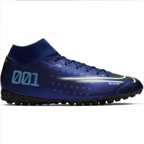 Buty Nike Mercurial Superfly 7 Academy MDS TF BQ5435 401 niebieski 42 1/2