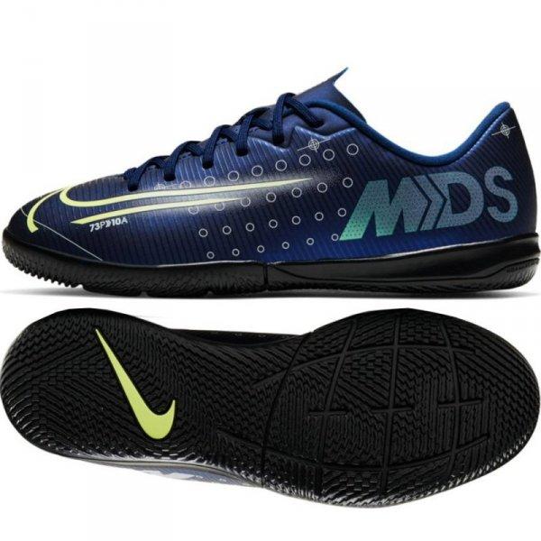 Buty Nike JR Mercurial Vapor 13 Academy MDS IC CJ1175 401 niebieski 37 1/2