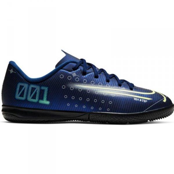 Buty Nike JR Mercurial Vapor 13 Academy MDS IC CJ1175 401 niebieski 35 1/2