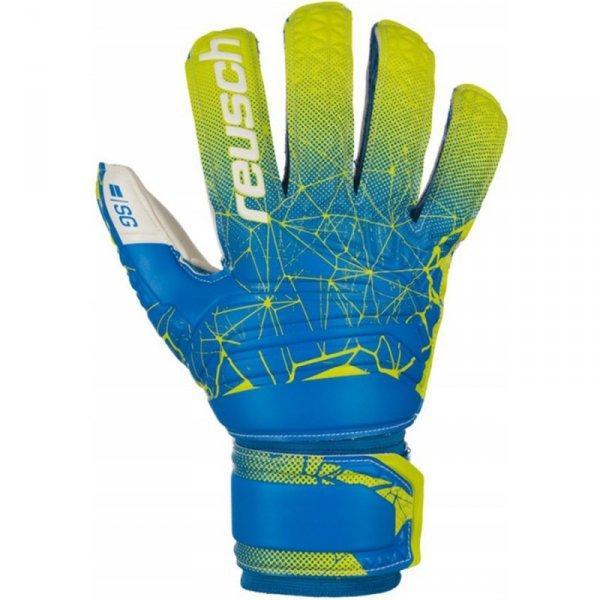 Rękawice Reusch Fit Control SG 39 70 815 888 żółty 8