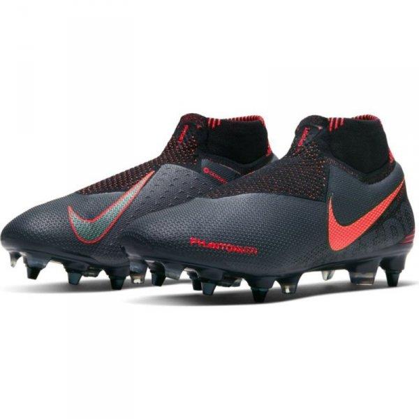 Buty Nike Phantom VSN Elite DF SG Pro AC AO3264 080 szary 44 1/2