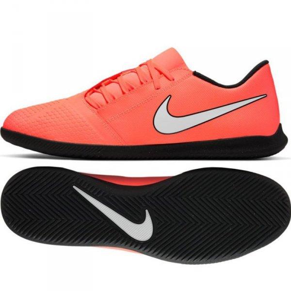 Buty Nike Phantom Venom Club IC AO0578 810 pomarańczowy 43
