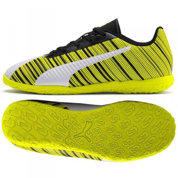 Buty Puma One 5.4 IT JR 105664 04 żółty 38 1/2