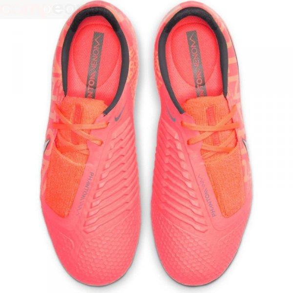 Buty Nike JR Phantom Venom Elite FG AO0401 810 pomarańczowy 37 1/2