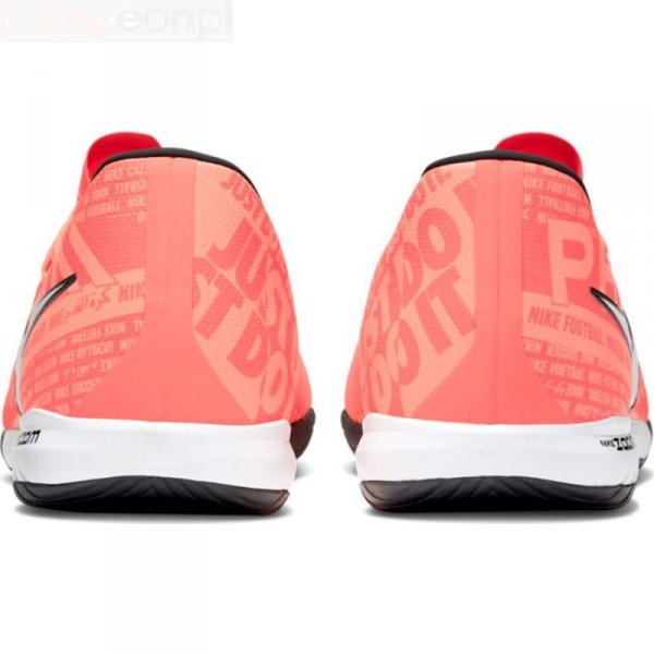 Buty Nike Zoom Phantom Venom Pro IC BQ7496 810 pomarańczowy 42 1/2