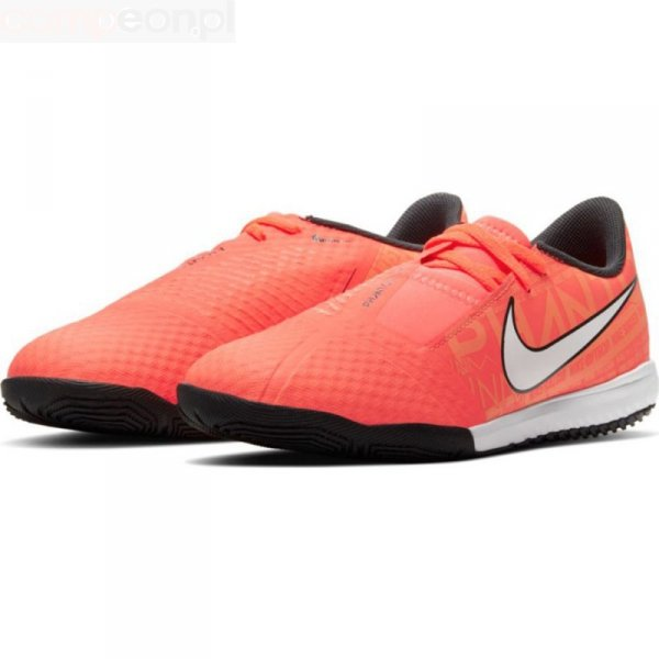 Buty Nike JR Phantom Venom Academy IC AO0372 810 pomarańczowy 36