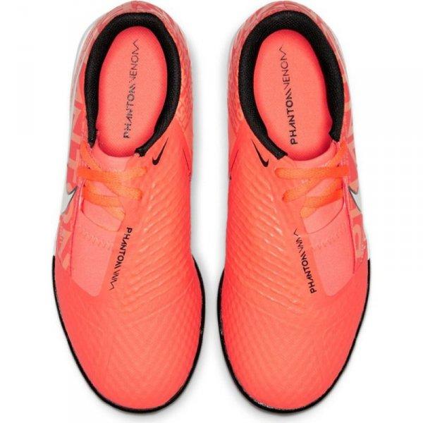 Buty Nike JR Phantom Venom Academy TF AO0377 810 pomarańczowy 32