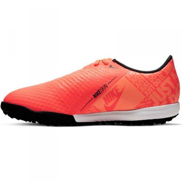 Buty Nike JR Phantom Venom Academy TF AO0377 810 pomarańczowy 36