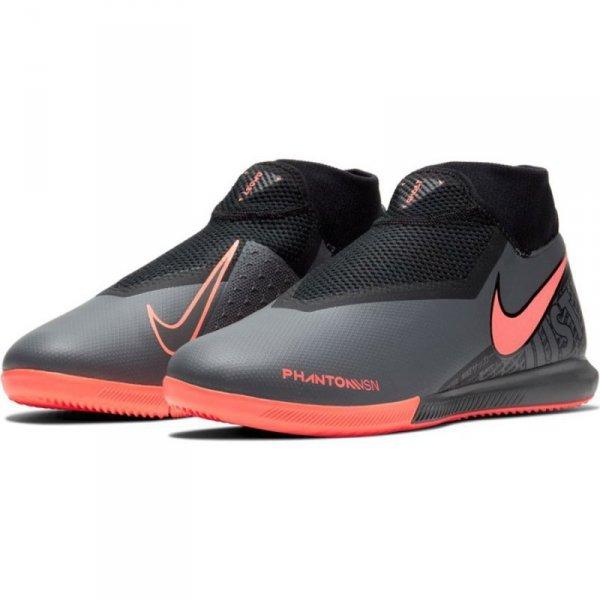 Buty Nike Phantom VSN Academy DF IC AO3267 080 szary 45
