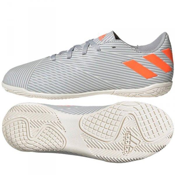 Buty adidas Nemeziz 19.4 IN J EF8307 szary 32