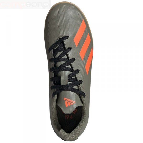 Buty adidas X 19.4 IN J EF8379 zielony 38