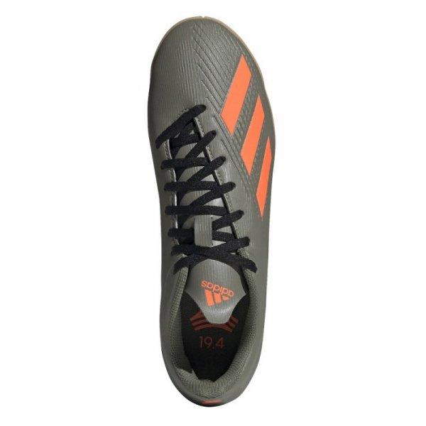 Buty adidas X 19.4 IN EF8373 zielony 46