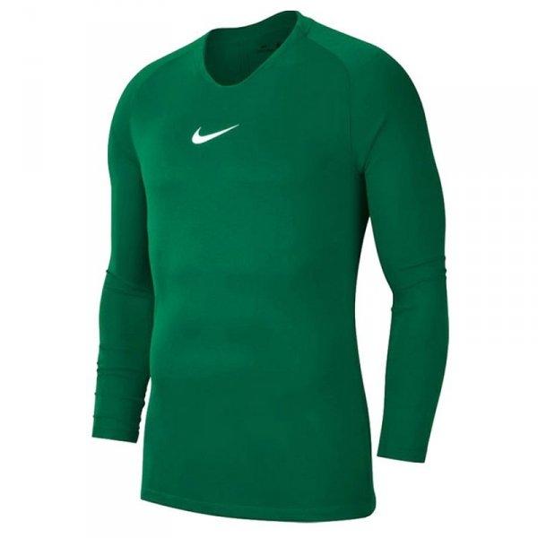 Koszulka Nike Y Park First Layer AV2611 302 zielony L (147-158cm)