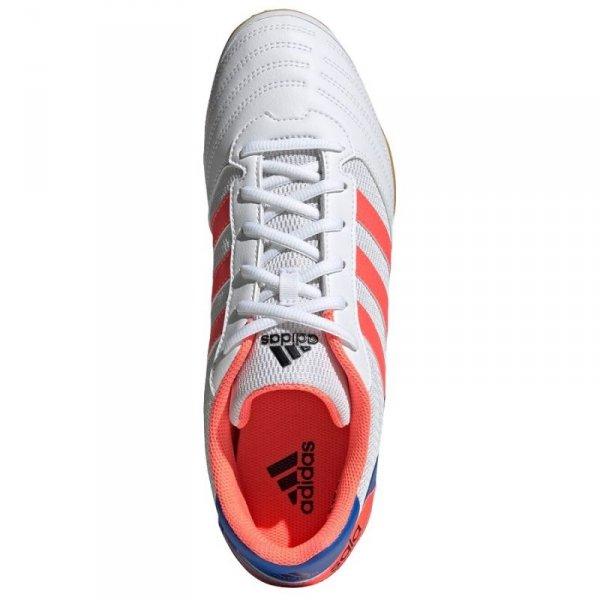 Buty adidas Super Sala IN FV2560 biały 40 2/3