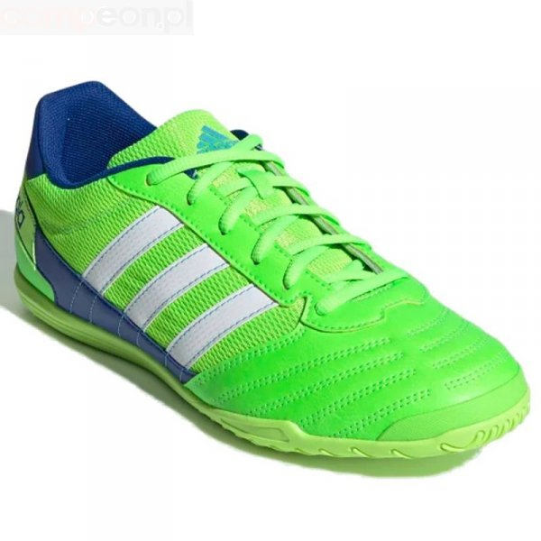 Buty adidas Super Sala IN FV2564 zielony 42