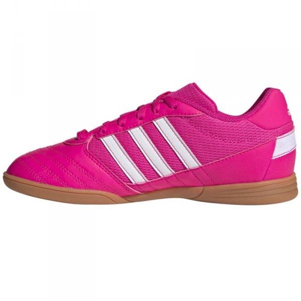 Buty adidas Super Sala J G55911 różowy 31