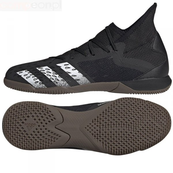 Buty adidas Predator Freak.3 IN FY1032 czarny 42