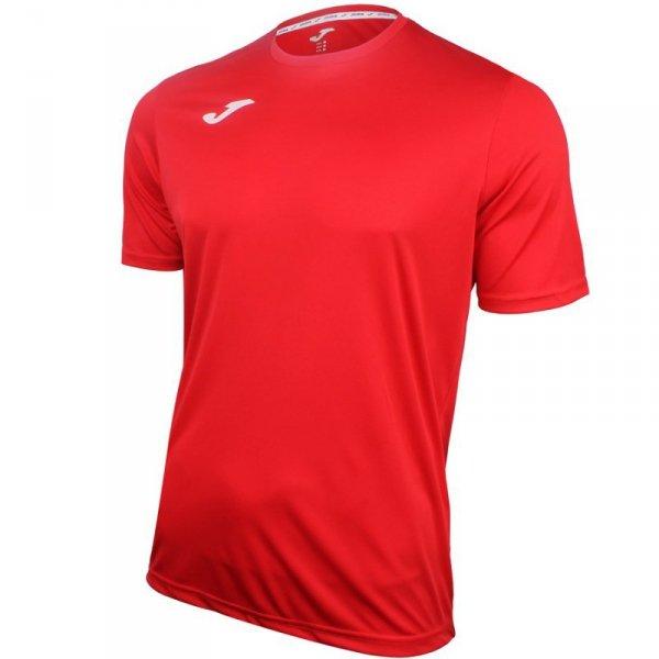 Koszulka Joma Combi 100052.600 czerwony 152 cm