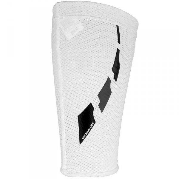 Opaski Nike Guard Lock Elite Sleeves SE0173 103 biały XS