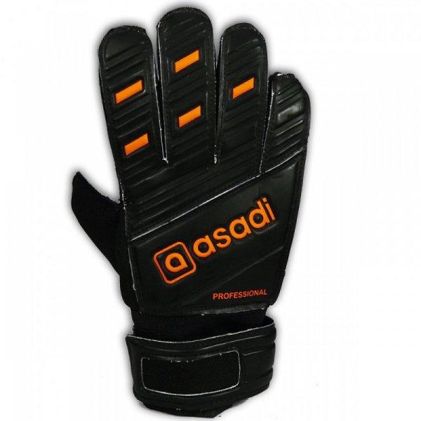 Rękawice Asadi Professional MODEL 022p czarny 6