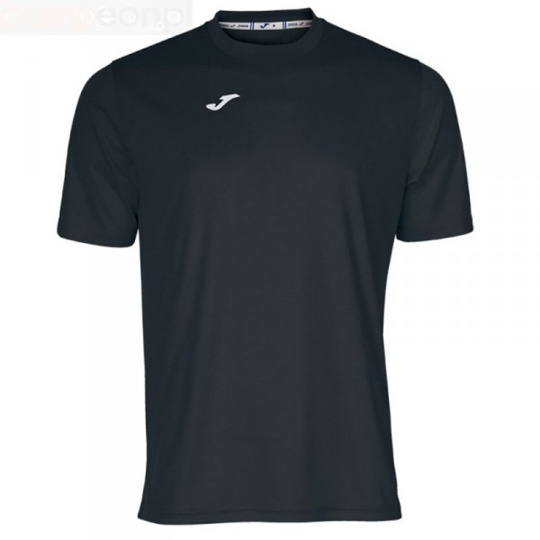 Koszulka Joma Combi 100052.100 czarny 164 cm