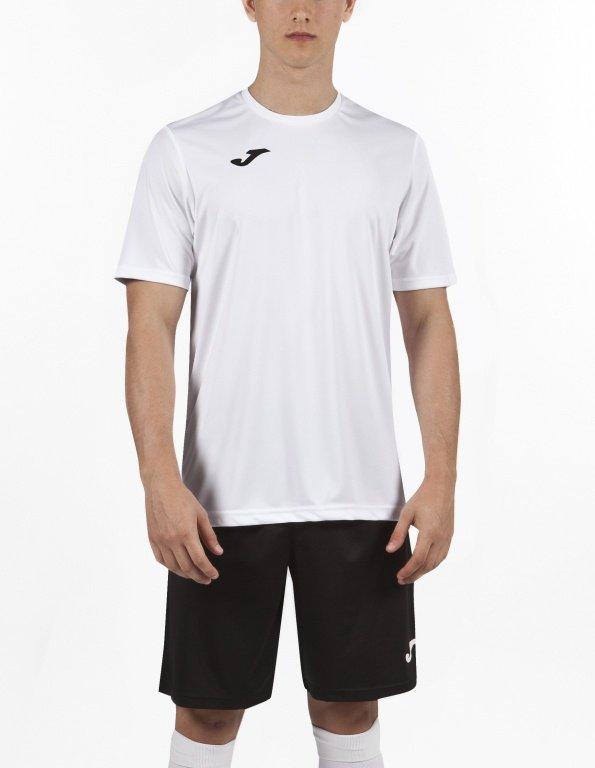 Koszulka Joma Combi 100052.200 biały 116 cm