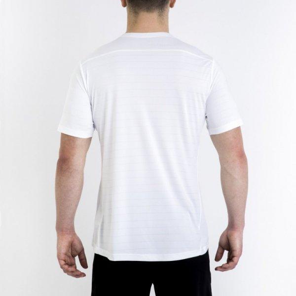 Koszulka Joma Campus II 100417.200 biały 164 cm