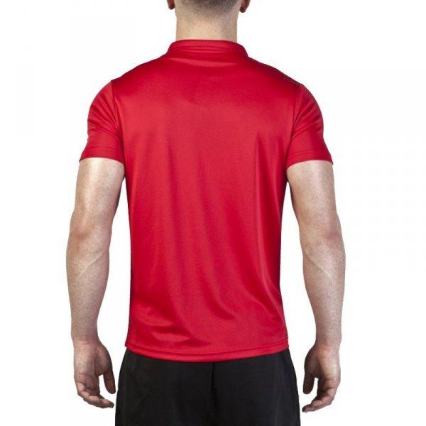 Koszulka Joma JNR Shirt Hobby 100437.600 czerwony M