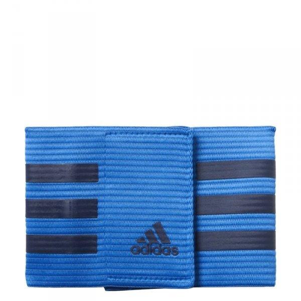 Opaska adidas FB CAPT ARMBAND CF1052 niebieski One