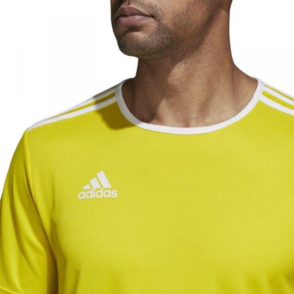 Koszulka adidas Entrada 18 JSY CD8390 żółty M