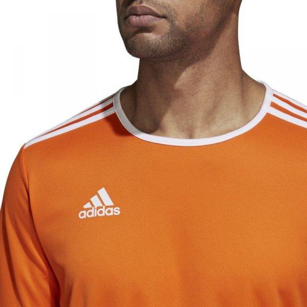 Koszulka adidas Entrada 18 JSY CD8366 pomarańczowy 152 cm