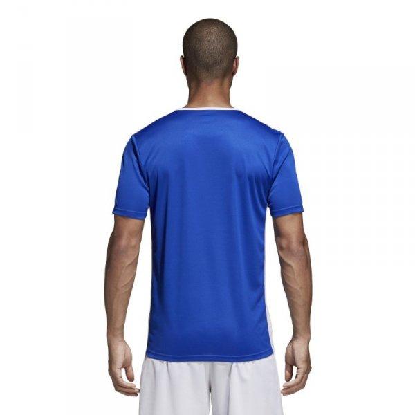 Koszulka adidas Entrada 18 JSY CF1037 niebieski L