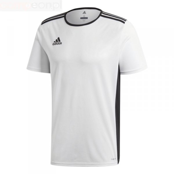 Koszulka adidas Entrada 18 JSY CD8438 biały XXXL