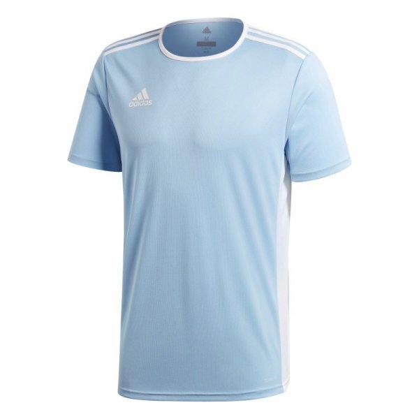 Koszulka adidas Entrada 18 JSY CD8414 niebieski S