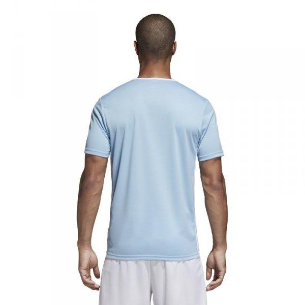 Koszulka adidas Entrada 18 JSY CD8414 niebieski XXL