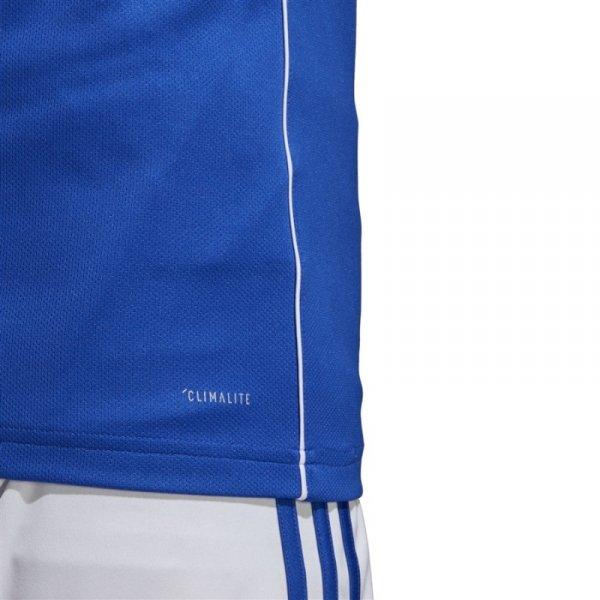 Koszulka adidas CORE 18 JSY CV3451 niebieski XL