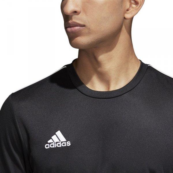 Koszulka adidas Core 18 JSY CE9021 czarny M