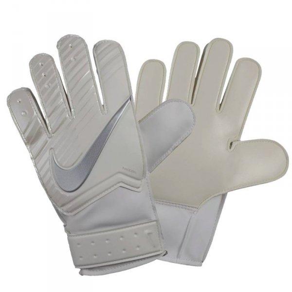 Rękawice Nike GK JR Match GS0343 100 biały 7