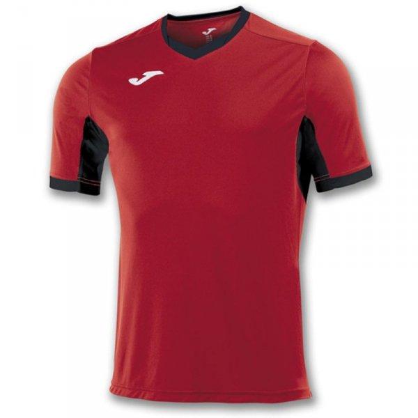 Koszulka Joma Champion IV 100683.601 czerwony 164 cm