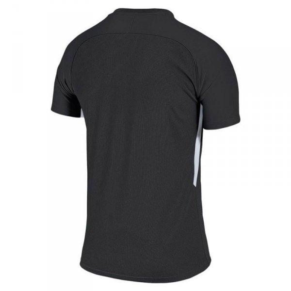 Koszulka Nike Y Tiempo Premier JSY SS 894111 010 czarny M (137-147cm)