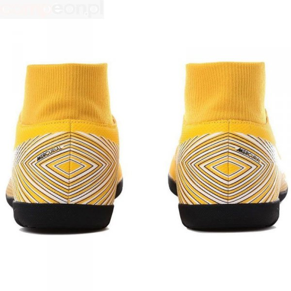 Buty Nike Mercurial Neymar SuperflyX X 6 Club IC AO3111 710 żółty 45