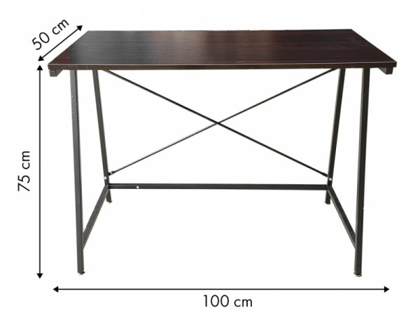 Biurko komputerowe stolik loft gamingowe szkolne