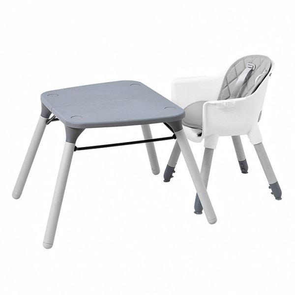 Fotelik krzesełko do karmienia 3w1 stół + krzesło